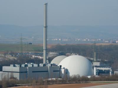 Kernkraftwerk Neckarwestheim der EnBW