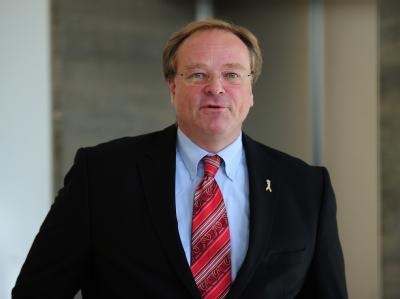 Bundesentwicklungsminister Dirk Niebel (FDP)