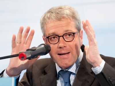 Bundesumweltminister Norbert Röttgen (Archivbild)