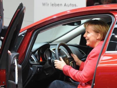 Ringen um Opel