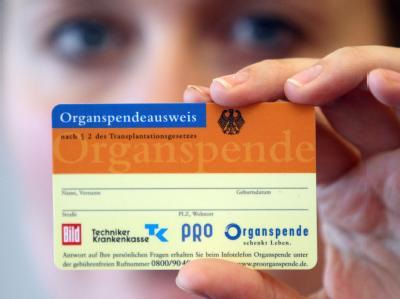 Die Regelungen zur Organspende sollen reformiert werden.