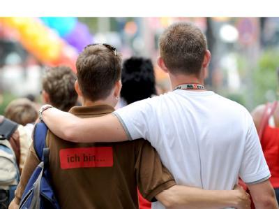 Die Haltung zur Homo-Ehe spaltet die Koalition. Foto: dpa/Archiv