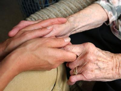 Altenpflege