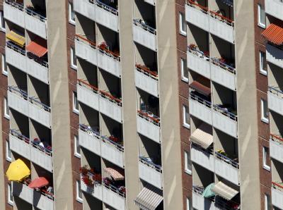 Die Bundesregierung will auf eine Kürzung des Wohngeldes verzichten.