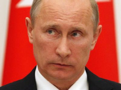 Russlands Präsident Putin verschärft den Kampf gegen seine Gegner. Foto: Yuri Kochetkov/Archiv