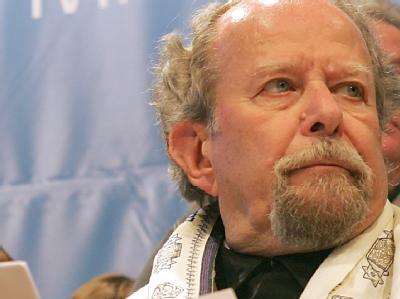 Der Vorsitzende der Allgemeinen Rabbinerkonferenz in Deutschland, Henry Brandt: «Verantwortungsbewusste Beschneidungen müssen weitergehen dürfen - vollkommen legal und gesetzlich abgesichert». Foto: Ingo Wagner/ Archiv