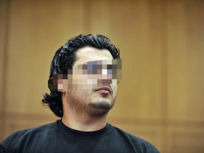 Rami M. auf der Anklagebank