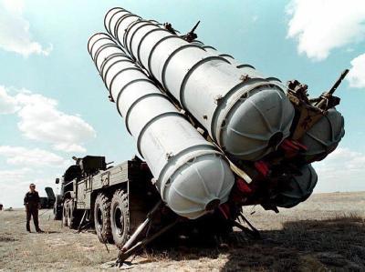 S-300-Raketen