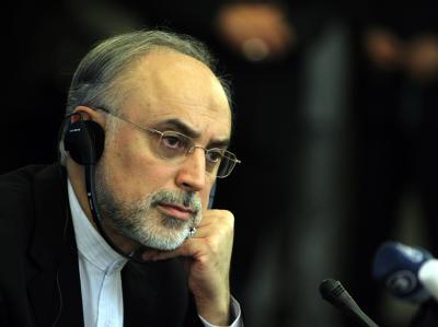 Irans Außenminister Ali Akbar Salehi nimmt ungeachtet des eskalierenden Konflikts mit dem Westen an der Internationalen Afghanistan-Konferenz in Bonn teil. Archivfoto: Abedin Taherkenareh