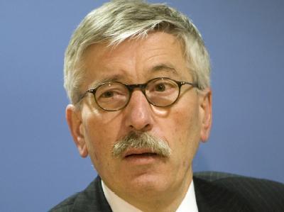 Berlins Finanzsenator Thilo Sarrazin lässt kein gutes Wort an Berlin.