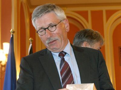 Die Staatsanwaltschaft ermittelt gegen den früheren Berliner Finanzsenator Thilo Sarrazin.