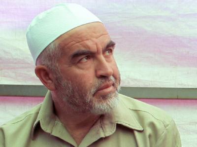 Israel nimmt Islamisten-Führer Salach fest