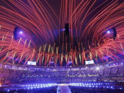 Olympia-Schlussfeier