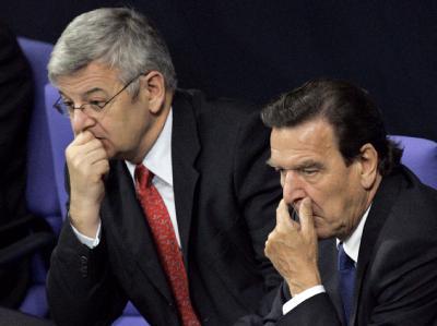 Fischer und Schröder