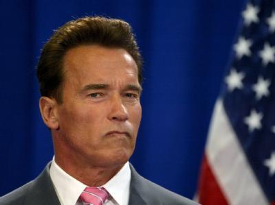 Hat den Notstand ausgerufen: Kaliforniens Gouverneur Arnold Schwarzenegger. (Archivbild)