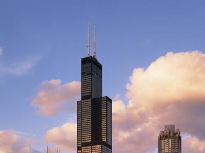 Anschlagsziel: Der Sears Tower in Chicago
