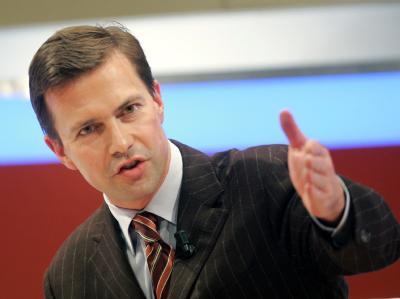Der ZDF-Moderator Steffen Seibert wird neuer Regierungssprecher. (Archivbild)