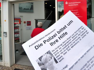 Maria Bögerl ist tot