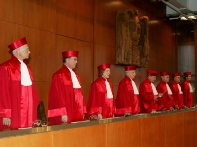 Das Bundesverfassungsgericht lehnte die Eilanträge von «Freie Union» und «Die Partei» als unzulässig ab.