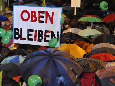 Protest gegen Stuttgart 21