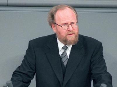 Wünscht sich einen Ausschuss, «in dem Haushälter, Finanzpolitiker, Europapolitiker und Rechtspolitiker zusammenwirken»: Bundestagsvizepräsident Wolfgang Thierse.