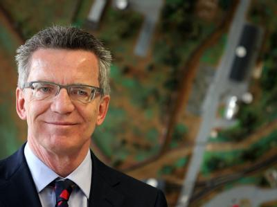 Thomas de Maizi�re (CDU)