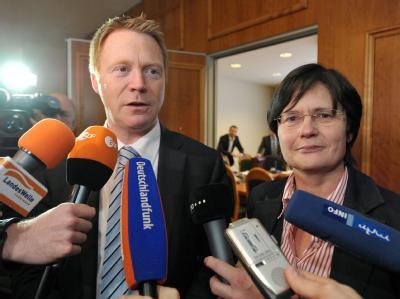 Koalitionsverhandlungen in Thüringen