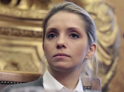 Julia Timoschenkos Tochter Jewgenija fürchtet um das Leben ihrer Mutter. Foto: Samantha Zucchi
