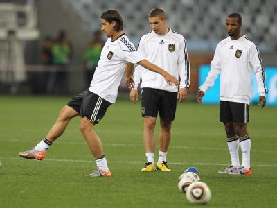 Training der Deutschen