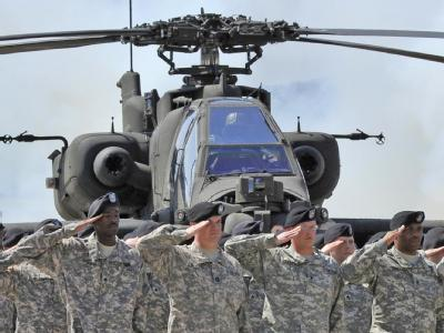 USA weiter an der Spitze bei Militärausgaben
