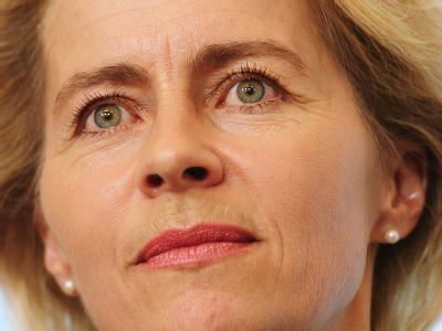 Bundesarbeitsministerin von der Leyen wird als mögliche Kandidatin gehandelt.