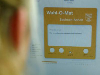 Der Wahl-O-Mat hilft bei der Landtagswahl nicht mehr bei der Entscheidung (Archivbild).