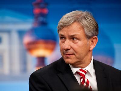Berlins Regierender Bürgermeister Wowereit steht vor seiner dritten Amtszeit.