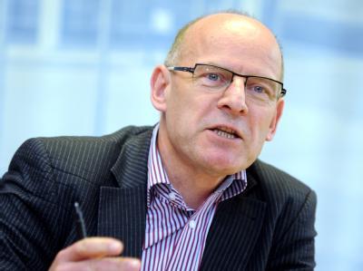 Baden-Württembergs grüner Verkehrsminister Winfried Hermann streitet mit der Bahn über die öffentlich gewordenen Ergebnisse des Stresstests.