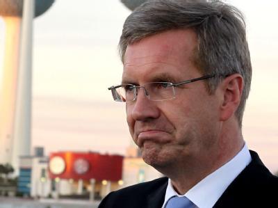 Bundespr�sident Christian Wulff