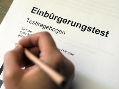 Einbürgerungstest auch in Hessen