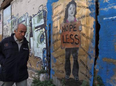 Griechenland in der Depression