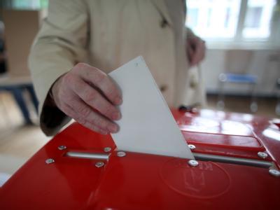Zur Europawahl waren 64,3 Millionen Bürger aufgerufen.