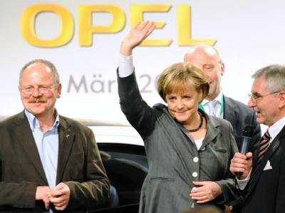 Bund will Spitzentreffen mit GM