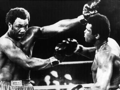 Ali und Foreman
