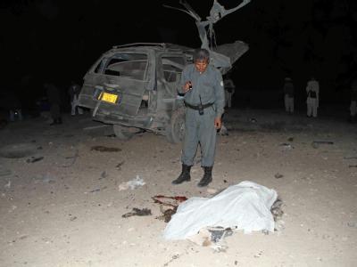Anschlag in Herat