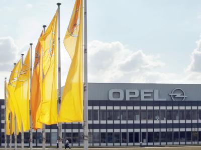 Opel in Antwerpen