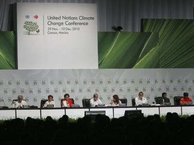 UN-Klimagipfel in Cancún