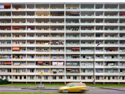 Der soziale Wohnraum in Deutschland schrumpft. Die Zahl der Sozialwohnungen ist seit 2002 um rund ein Drittel zurückgegangen. Foto: Oliver Killig