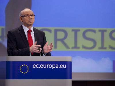 EU-Haushaltskommissar Janusz Lewandowski fordert eine Erhöhung des Haushaltsbeiträge um 5,9 Prozent.