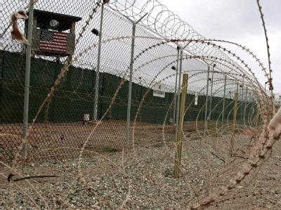 Das umstrittenen US-Gefangenenlager Guantánamo auf Kuba (Archivbild).
