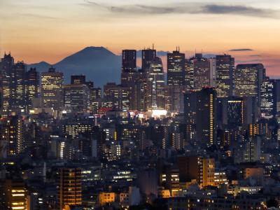 Zuletzt war der rund 100 Kilometer westlich von Tokio gelegene Fuji im Jahr 1707 ausgebrochen. Foto: Kimimasa Mayama