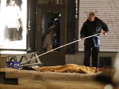 Im Dezember 2010 sprengte sich in Stockholm ein Selbstmordattentäter mitten in der Fußgängerzone in die Luft.