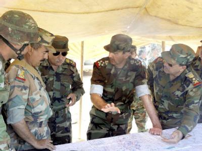 Syrisches Militär