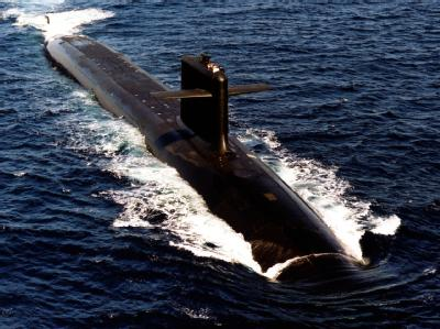 Das französische Atom-U-Boot